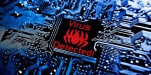 Illustration d'une infection virus